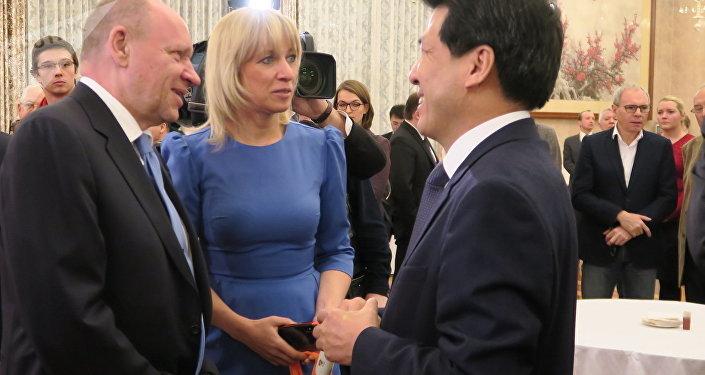 俄罗斯官员:中俄两国在媒体互动领域迈出坚定步伐