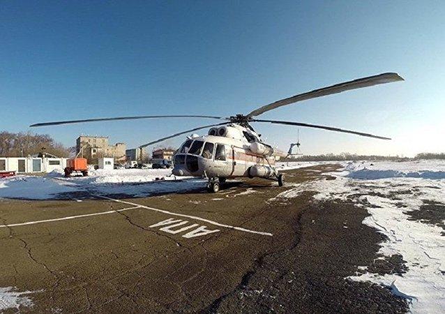 """俄联邦海运河运署:失联渔船""""东方""""号的船员被认为失踪"""