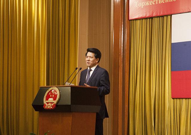 中國駐俄大使李輝