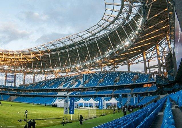 莫斯科迪拿摩体育场