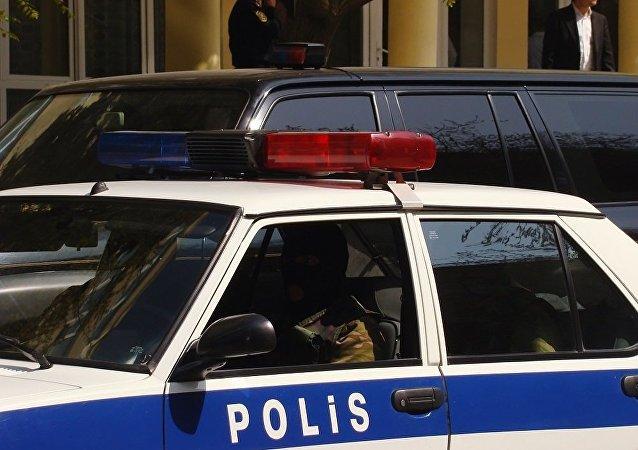 阿塞拜疆警方