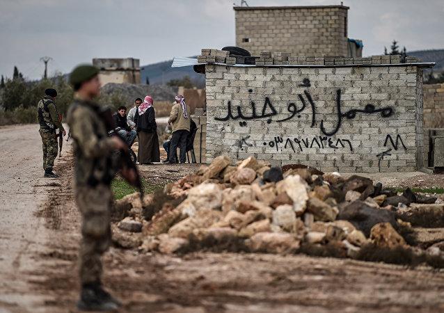 叙利亚阿夫林
