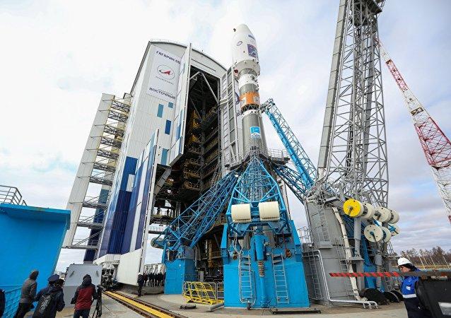 """""""联盟-2.1a""""火箭"""