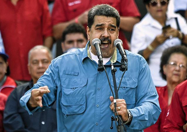 委内瑞拉总统马杜罗
