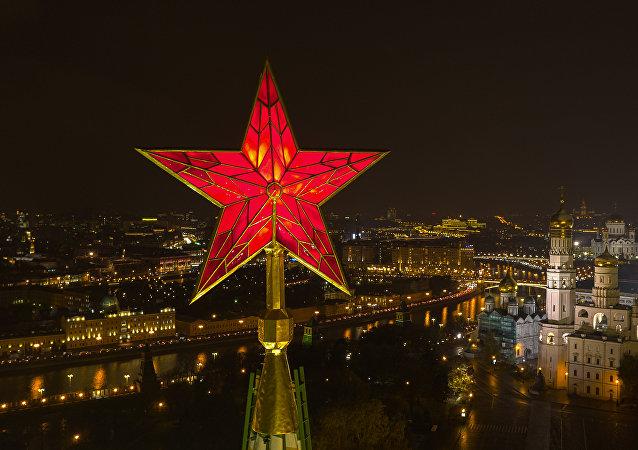 欢迎来到莫斯科—俄罗斯的首都和2018世界杯举办地!