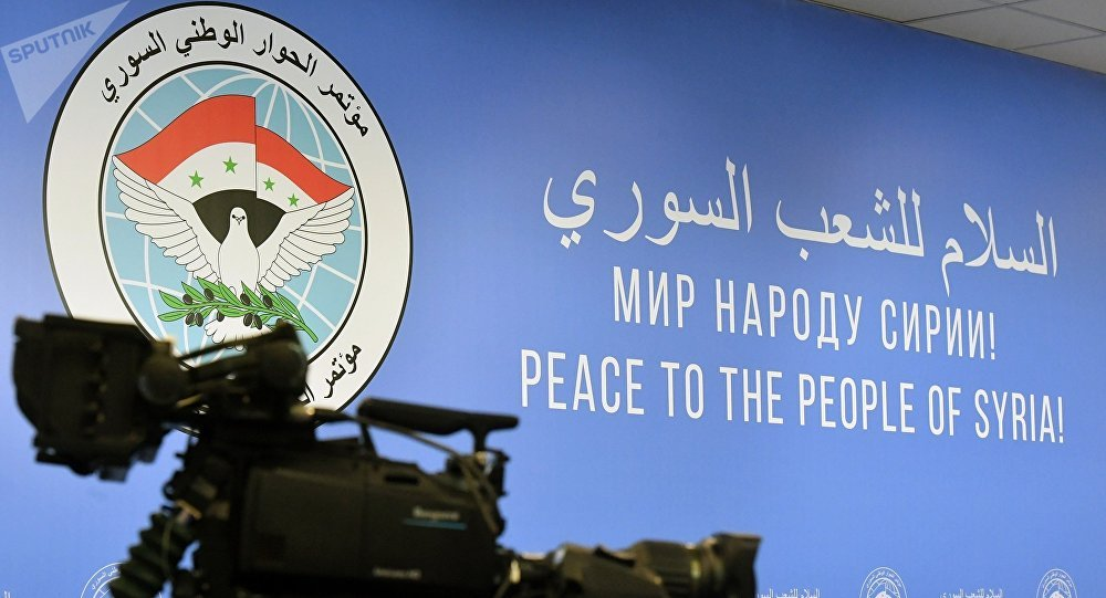 叙全国对话大会成果将为局势调解做出贡献