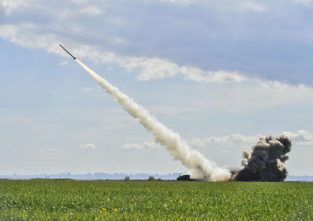 烏克蘭首次進行巡航導彈測試