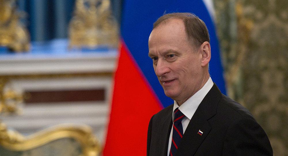 帕特鲁舍夫将来华出席上合组织安全会议秘书第十三次会议