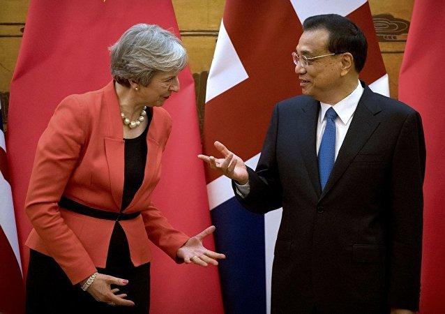 """专家:英国脱欧背景下英将积极支持""""一带一路""""倡议"""