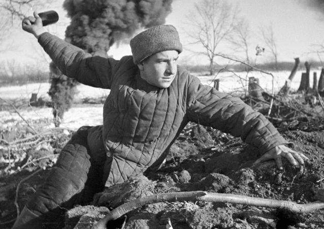 斯大林格勒战役胜利75周年