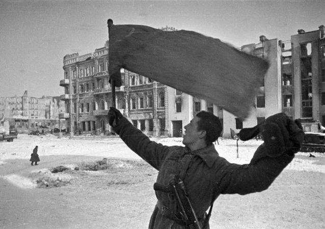 斯大林格勒保卫战(资料图片)