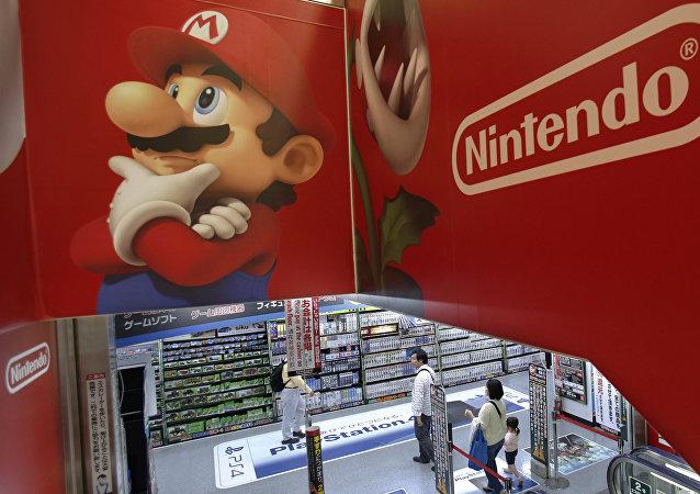 日本將拍攝《超級馬里奧兄弟》動畫電影