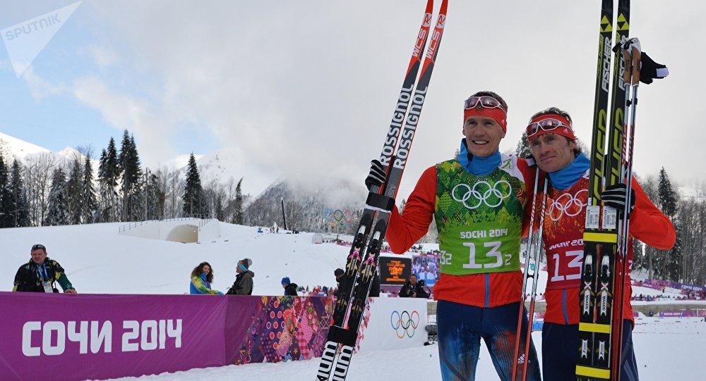 俄罗斯滑雪奥运冠军尼基塔·克留科夫