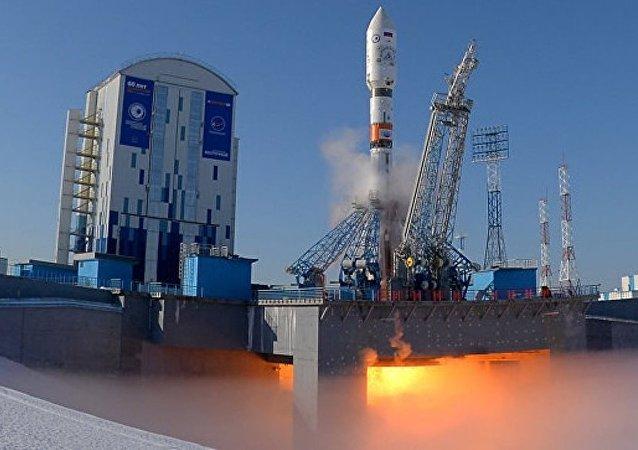 """落入俄滨海边疆区的""""联盟2.1a""""火箭一级的所有4个脱落部分已找到"""
