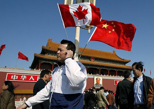 中国在加拿大正成为美国的强有力挑战