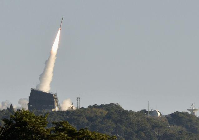 日本发射了世界上结构最紧凑的运载火箭