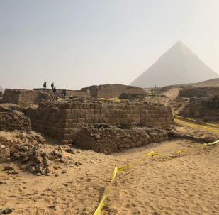 埃及發現一座古墓 死者生前曾是一名高官