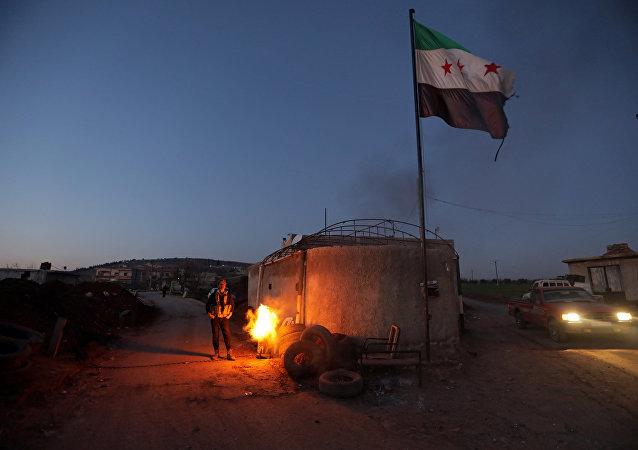 敘庫爾德武裝在阿夫林擊落土無人機