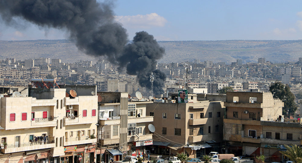 土耳其空军袭击叙利亚东北部造成8名叙民兵死亡