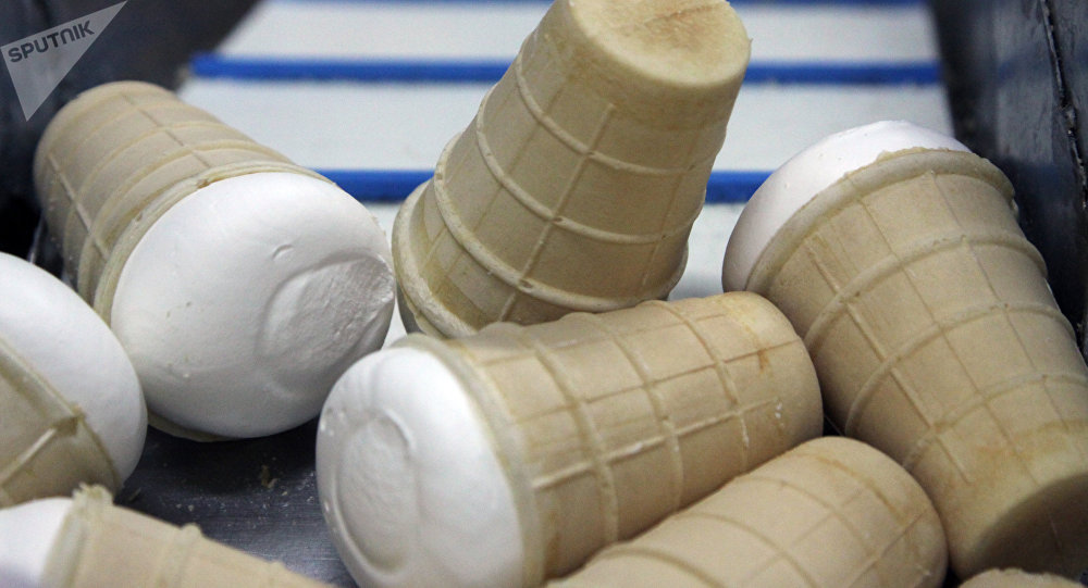 俄罗斯马尔卡牌冰淇淋2019年在华销量或达200吨