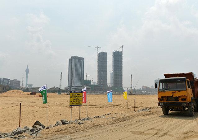 专家:斯里兰卡担心印度对斯中自贸协定不满
