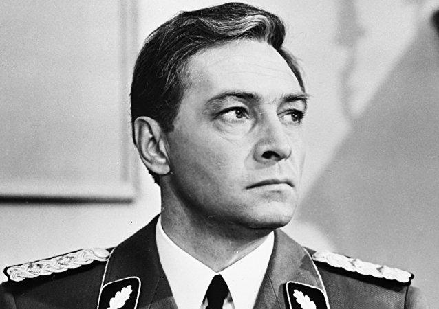 俄羅斯著名演員維亞切斯拉夫·吉洪諾夫