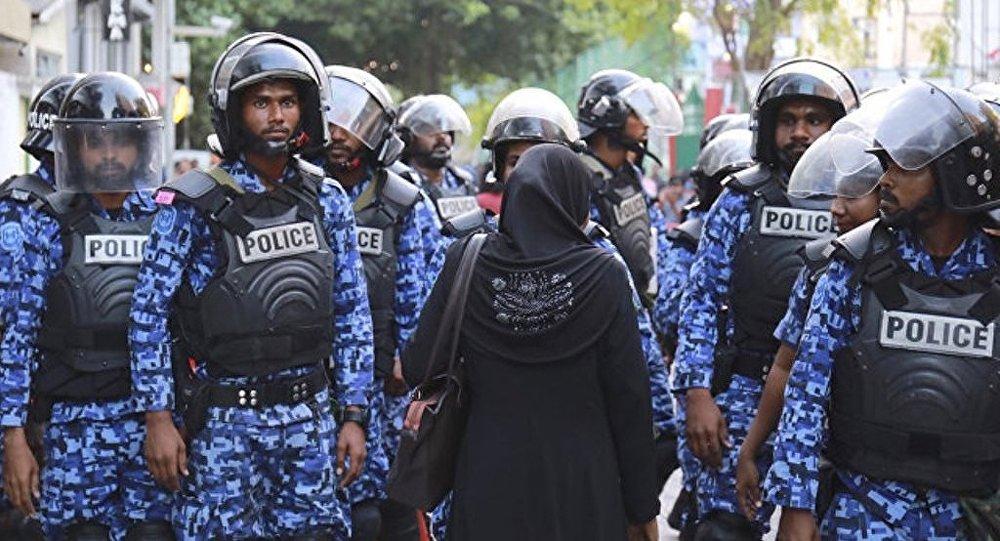 马尔代夫总统宣布全国进入紧急状态