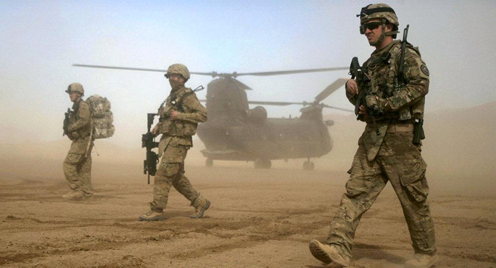俄外交部:美裁减阿富汗驻军是正确之举