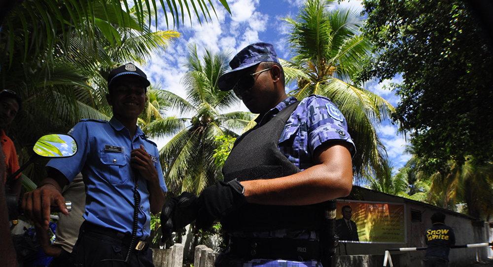 马尔代夫总统:警方正在调查针对合法政府的阴谋