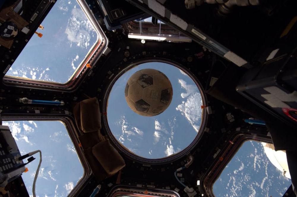 国际空间站照片合集