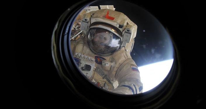 國際空間站航天員參與「地球一小時」活動