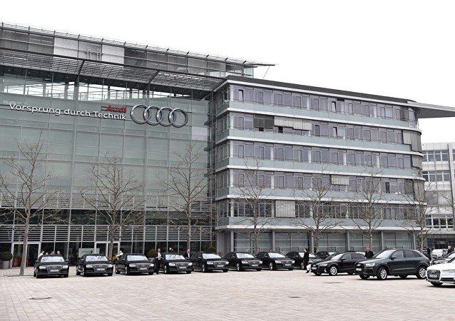 奥迪计划未来五年投资400亿欧元