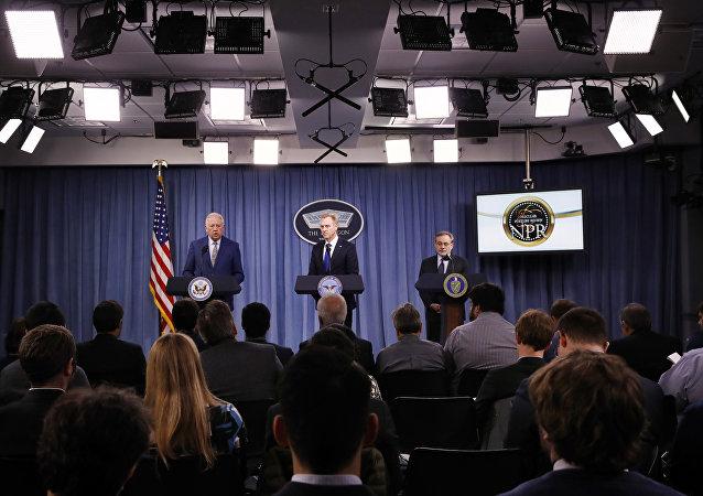 俄專家:美新核武戰略或迫使中國擴大核彈頭數量