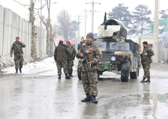 阿富汗7名高級軍官在軍校遇襲事件調查中被解職