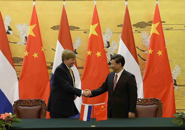 熊猫外交或把中国与荷兰引上冰上丝绸之路