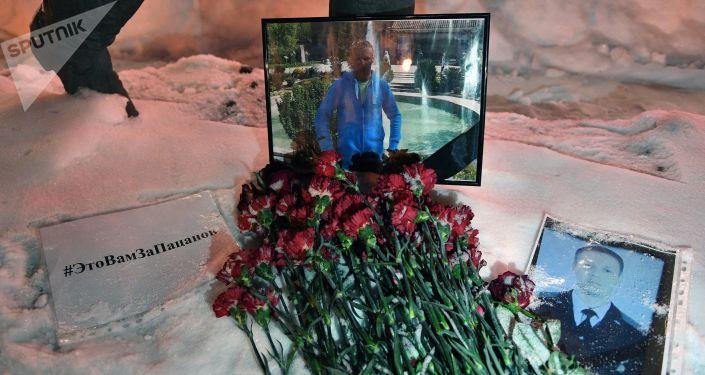 """普京签署命令追授俄在叙牺牲飞行员""""俄罗斯英雄""""称号"""