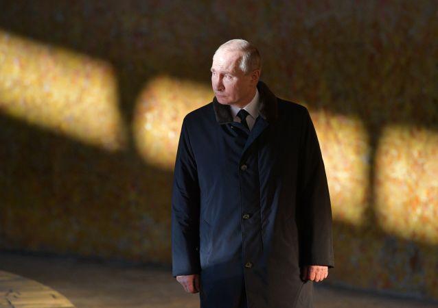 普京是俄總統選舉之際最具影響力的政治家