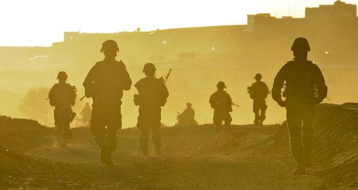 美國軍隊在阿富汗