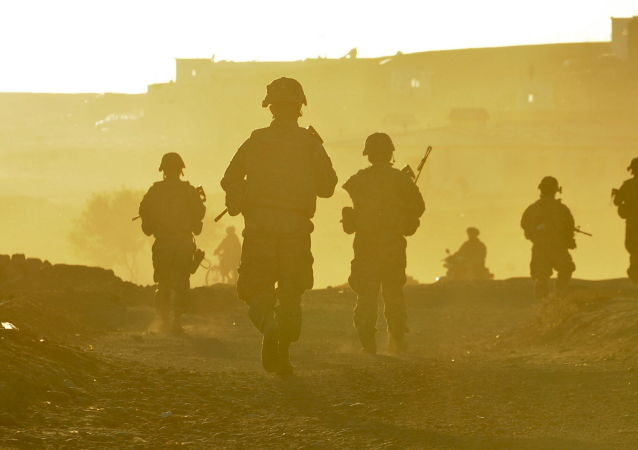特朗普望美国永远不要被迫使用武装力量