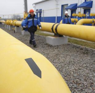 俄气集团将在2035年前计划将其在中国的天然气市场占有率提高到13%以上