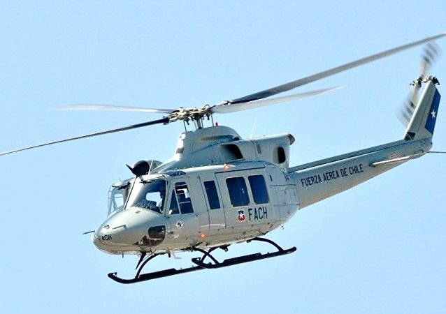 Bell 412型直升機