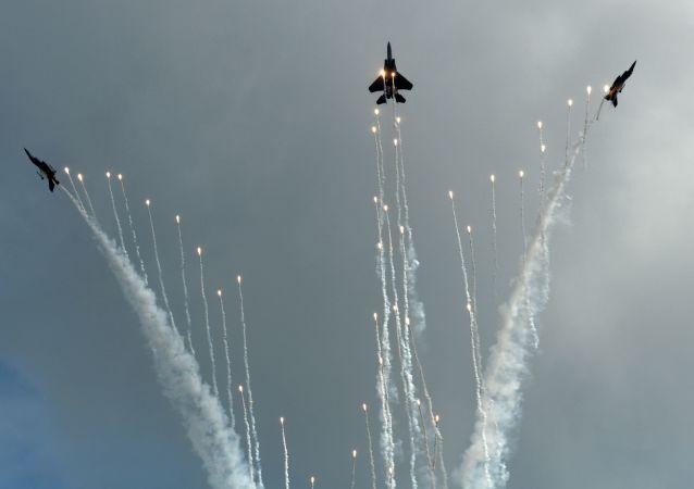 新加坡空军战斗机