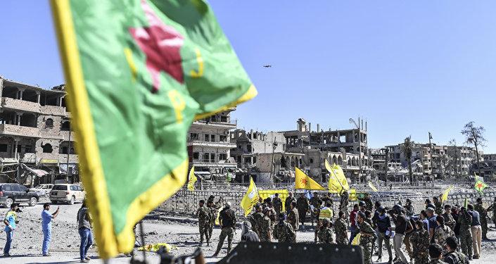 消息人士:庫爾德人民保護部隊將向敘政府軍轉交泰勒里法特的控制權