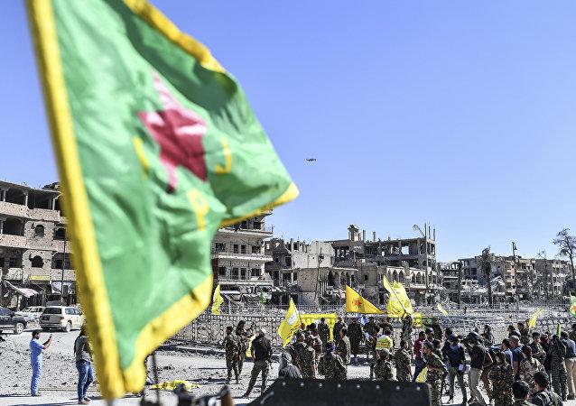 土耳其指责特朗普不履行从曼比季撤出库尔德武装诺言