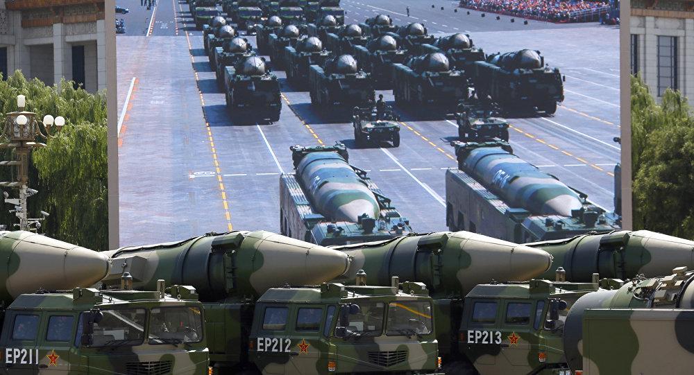 美國反導試驗又失敗而中國反導試驗再成功