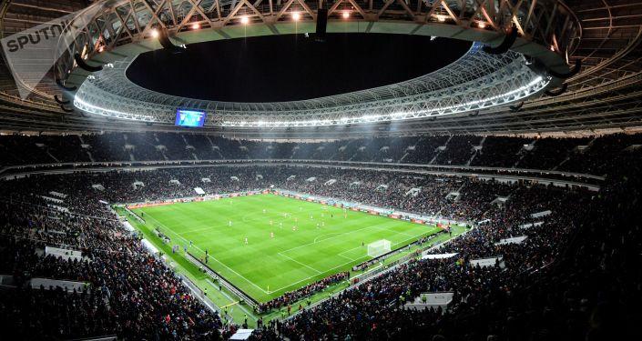 盧日尼基體育場,莫斯科
