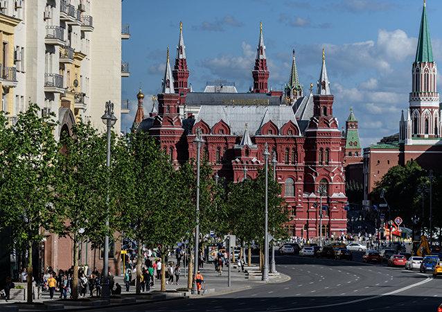 俄國家歷史博物館