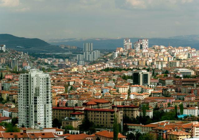 安卡拉,土耳其首都