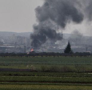 俄罗斯和土耳其总统通电话讨论叙伊德利卜和阿夫林的局势