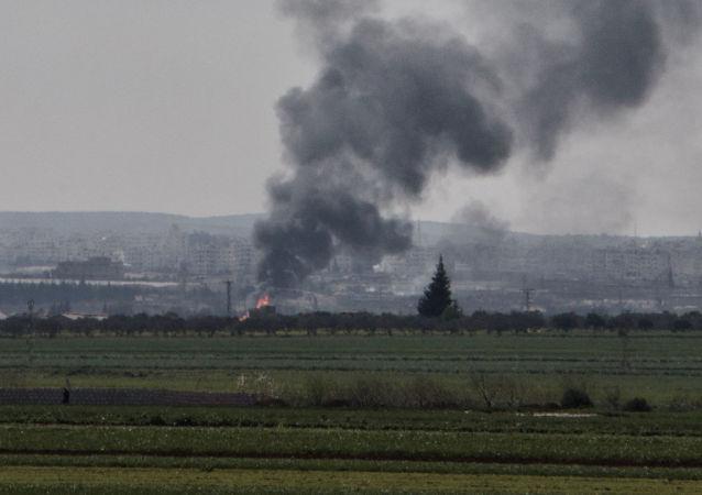 叙利亚伊德利卜(图片资料)